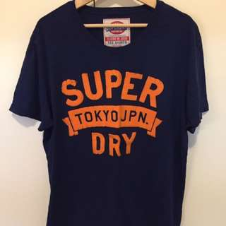 Superdry T-Shirt - Sz XL