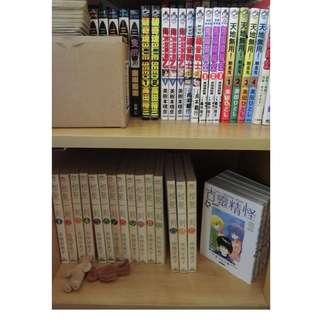 Comics, Manga sets