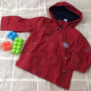 C&A Red Jacket