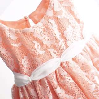 Dress For Girl 12 - 18 Months Made In Thailand