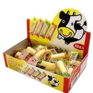 現貨日本OHGIYA 扇屋 鱈魚起司條(1盒48入)(原味起司