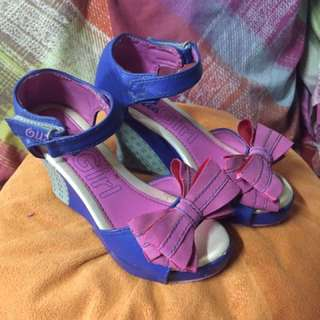 Preloved Ollie High Heel Sandals For kids