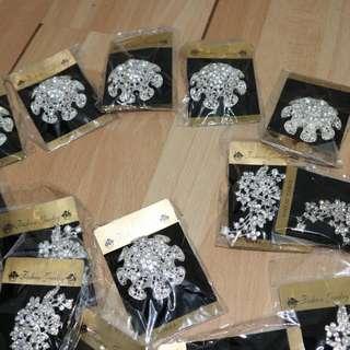 Wedding Pins Brooches