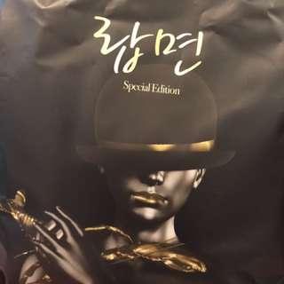 韓國 龍蝦馬鈴薯泡麵(114g) 單包入