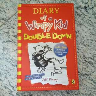 Diary Of Wimpy Kid Hard Cover