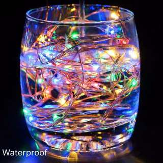 Waterproof lightbulb (AAA battery)
