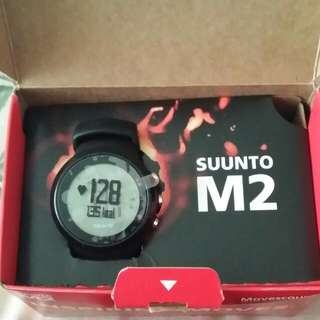 Suunto M2 Performance Watch