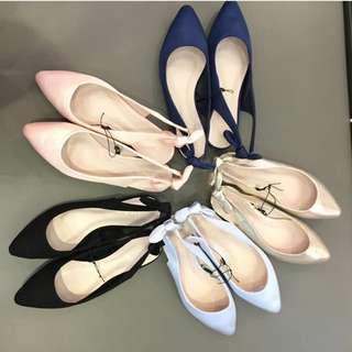 Vinnci (VNC) Flat Shoes