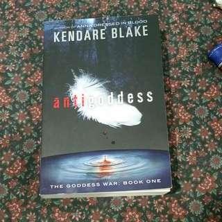 Antigoddess By Kendra Blare