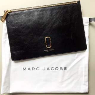 MARC JACOBS 羊皮clutch