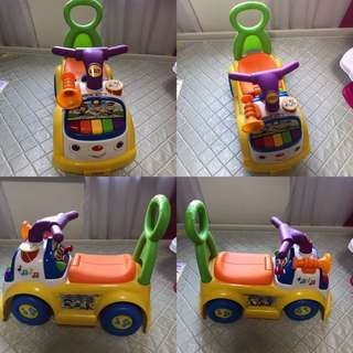 Small Toy Ride
