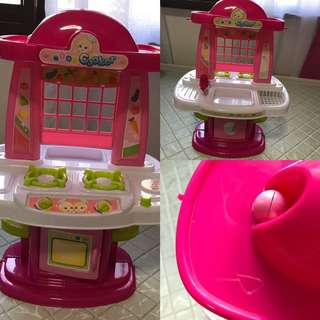 Small Kitchen Toy