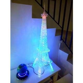 paris tower LED