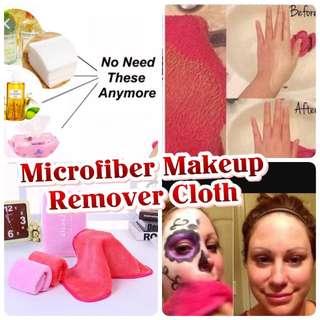 Magic Microfiber Make Up Remover Cloth