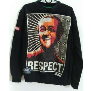 ABSTRAX Tun M. Respect Sweatshirt