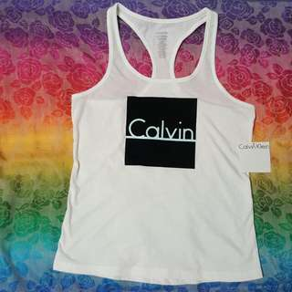 Calvin Klein tank top  Brand New With Tag