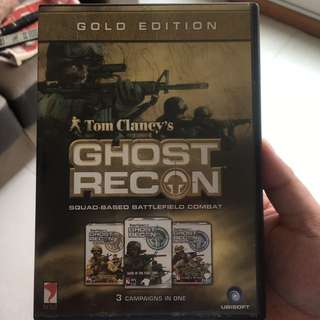 Ghost Recon (Gold edition)