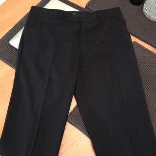 SABA Business Suit Pants X2