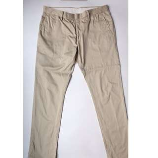Celana Chino The Executive Skinny Fit