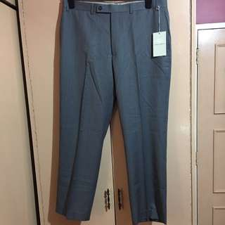 Men's Joseph Abboud Grey Slacks