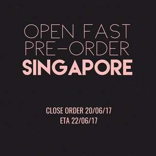 FAST PO SINGAPORE