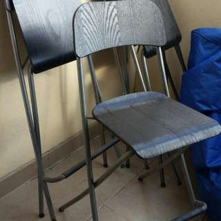 Chair Stools X4