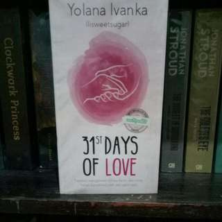 31st Days Of Love