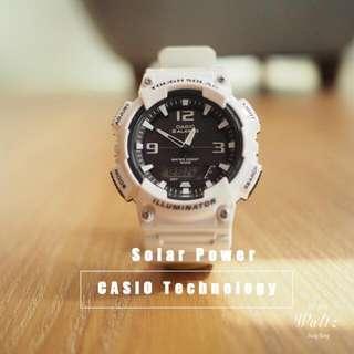 Casio Tough Solar 太陽能電子手錶