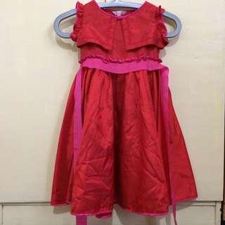 Tarte Tatin Red Dress