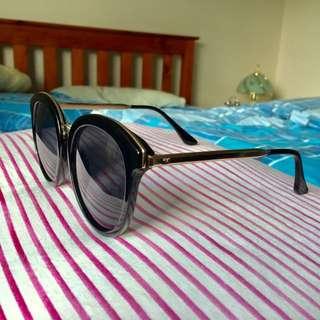 Black Gold Sunglasses