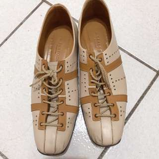 [二手]義大利頂級品牌a.testoni牛津鞋 1折出清