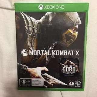 MORTAL KOMBAT X *XBOX ONE*