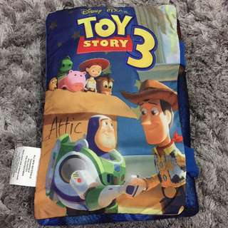 Toy Story 3 - Pillow And Blanket
