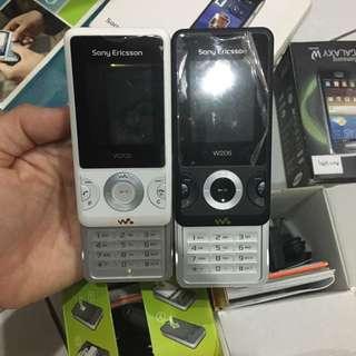 Sony W205 Walkman Series