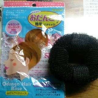 丸子頭 包包頭 海綿寶寶 盤髮器