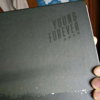 BTS Special album Young Forever (Full Set)