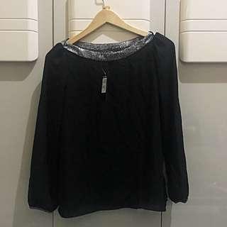Neu'Mor Black Blouse