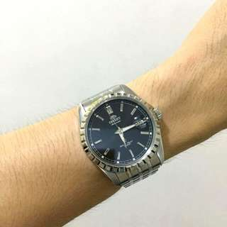 Orient Watch Sapphire Crystal For Men