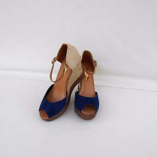 MARIE CLAIRE Wedges Heels Sandals - NEW