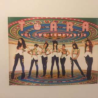 Official T-ARA Poster