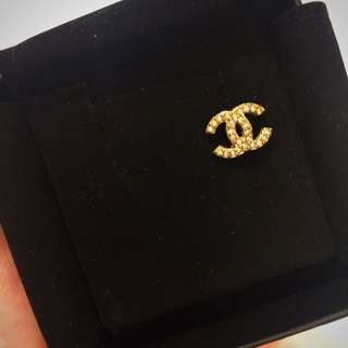 Authentic Chanel Earring (one)