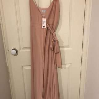 By Yours Truly Maxi Dress