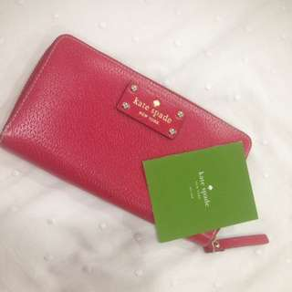 Authentic Kate Spade Wallet/clutch