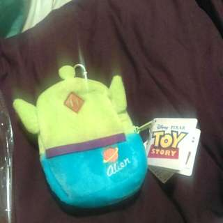 Toy Story , Alien Pouch