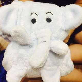 大象毯子 小毯子