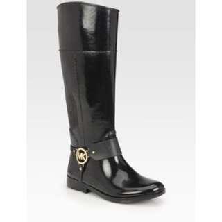 Michael Kors Rubber Boots