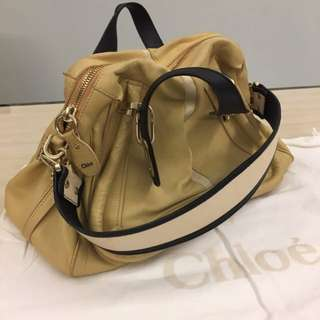 Chloe Military Paraty Bag