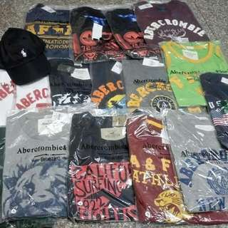 Abercrombie T-shirts