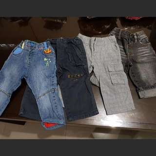 Assorted Pants For Toddlers