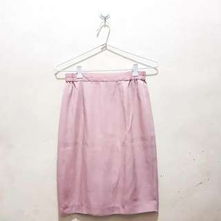 Old Rose Skirt (Semi Casual Attire)